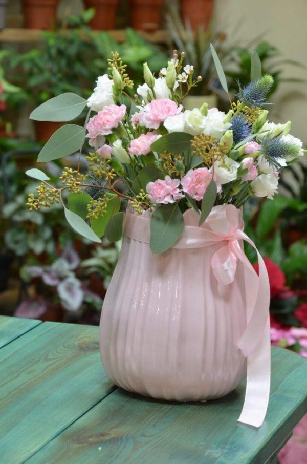 Композиция № 21 из цветов в Гомеле